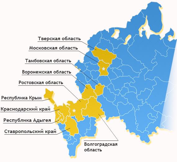 Инженерные изыскания по всей России