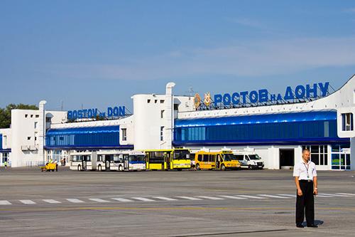Инженерно-геологические изыскания: Аэропорт в Ростове-на-Дону