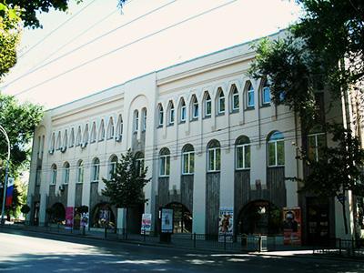 Инженерно-геологические изыскания: Ростовская Областная Филармония