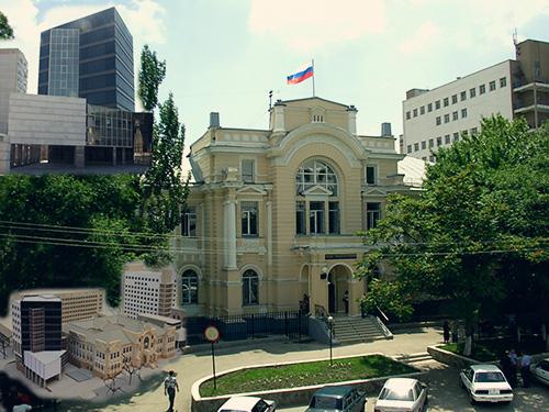 Инженерно-геологические изыскания: здание областного суда