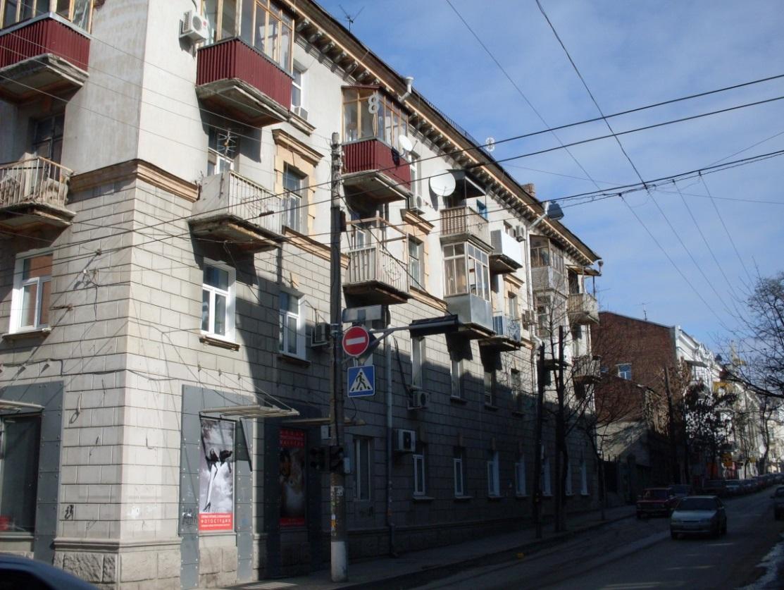 Здание МДОУ: Обследование строительных конструкций здания