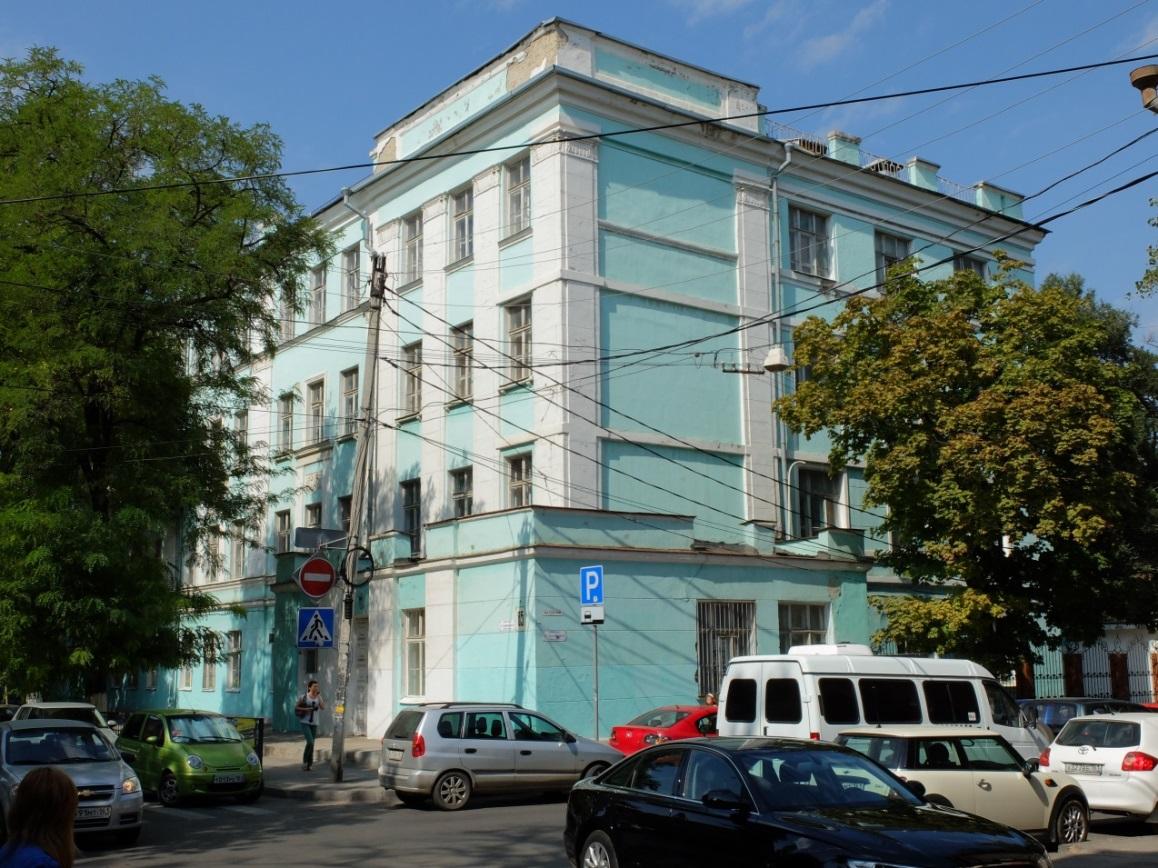 Школа №39. Обследование и разработка проекта усиления строительных конструкций здания