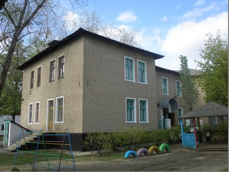 Детсад № 35 «Солнышко». Обследование строительных конструкций здания
