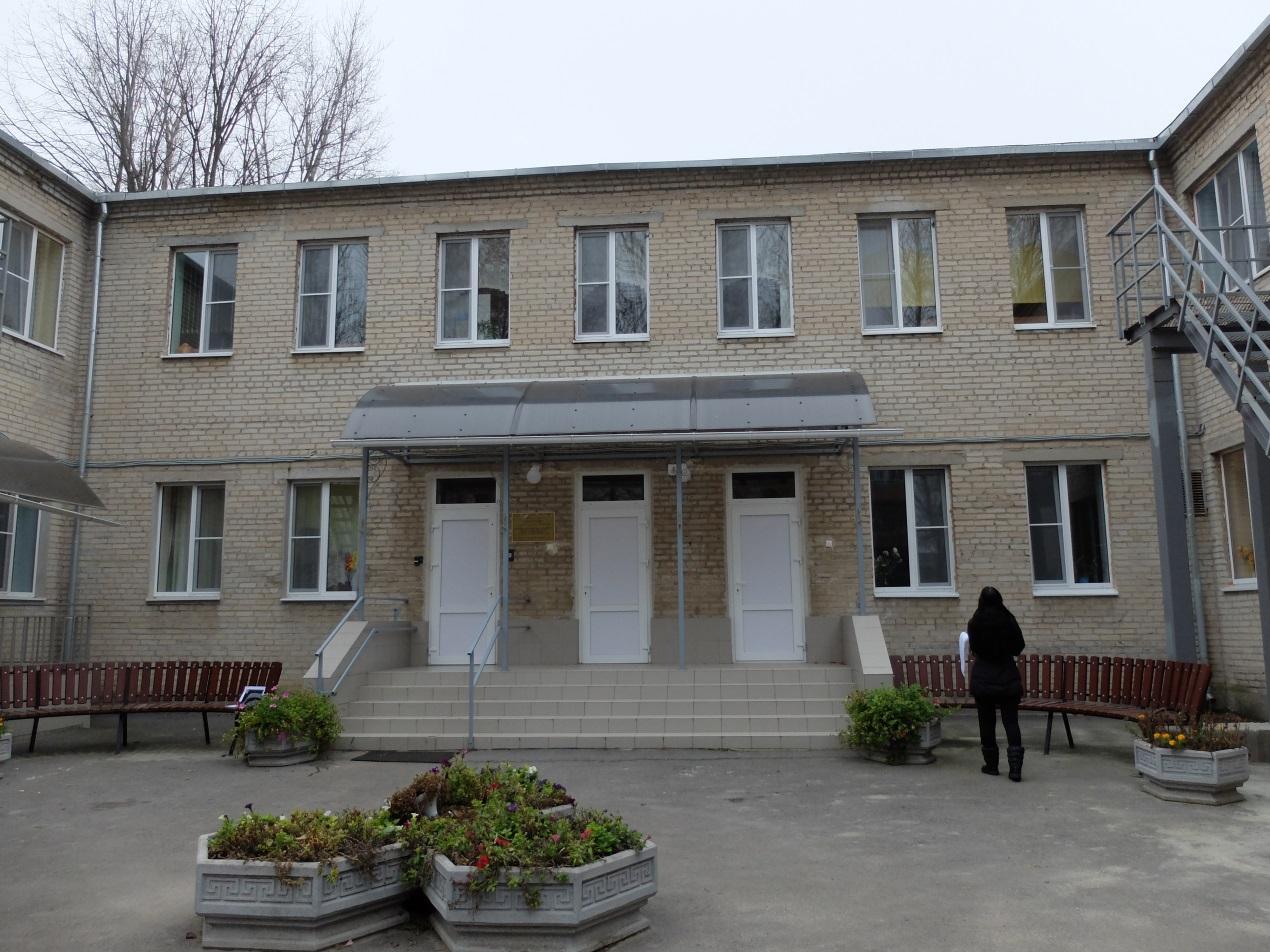Детский сад  №  273. Обследование и разработка проекта усиления строительных конструкций здания